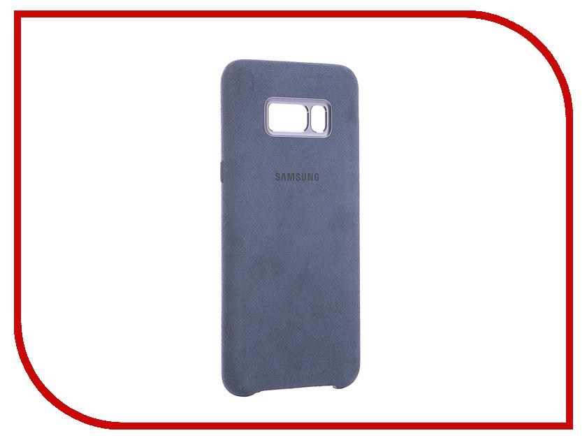 Аксессуар Чехол Samsung Galaxy S8 Plus Alcantara Cover Light Blue EF-XG955ALEGRU ef wj730cfegru samsung