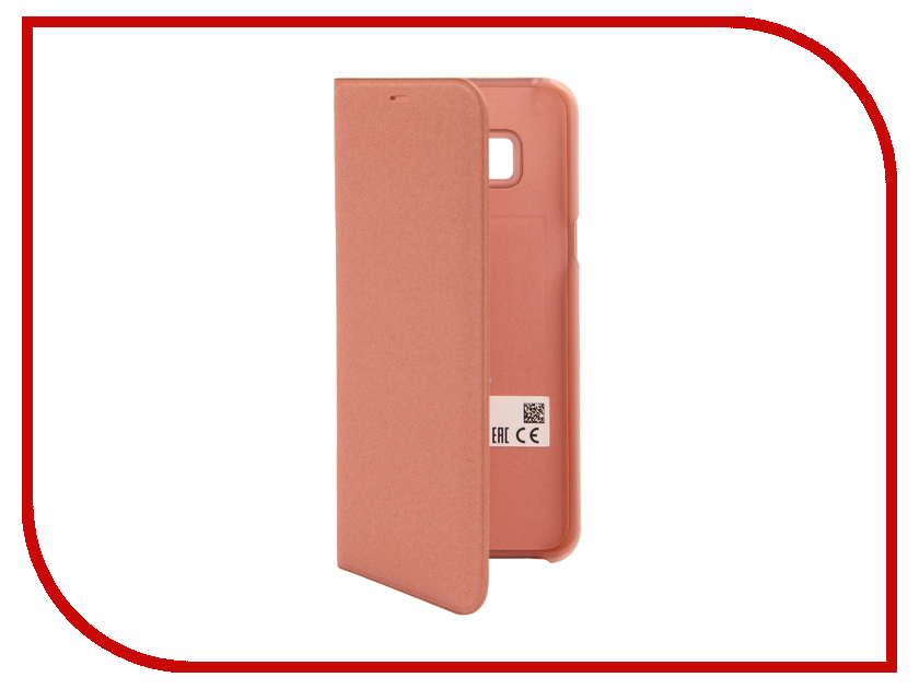 Аксессуар Чехол Samsung Galaxy S8 Plus LED View Cover Pink EF-NG955PPEGRU ef wj730cfegru samsung