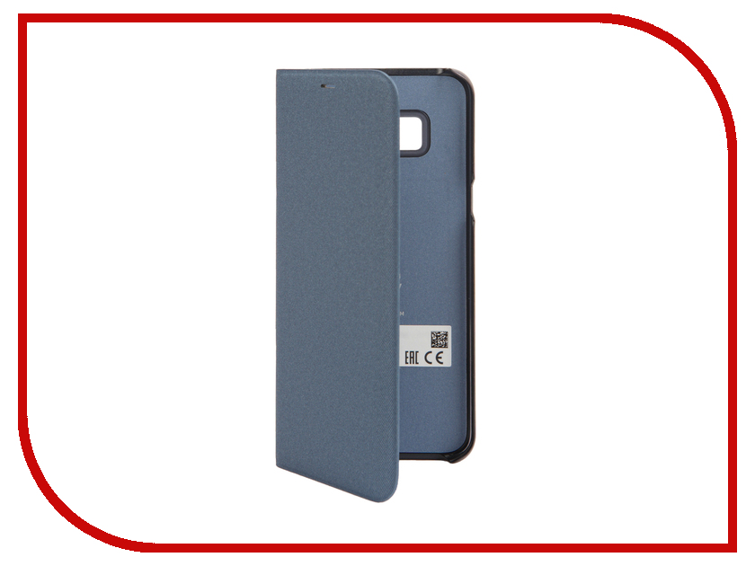 Аксессуар Чехол Samsung Galaxy S8 Plus LED View Cover Light Blue EF-NG955PLEGRU