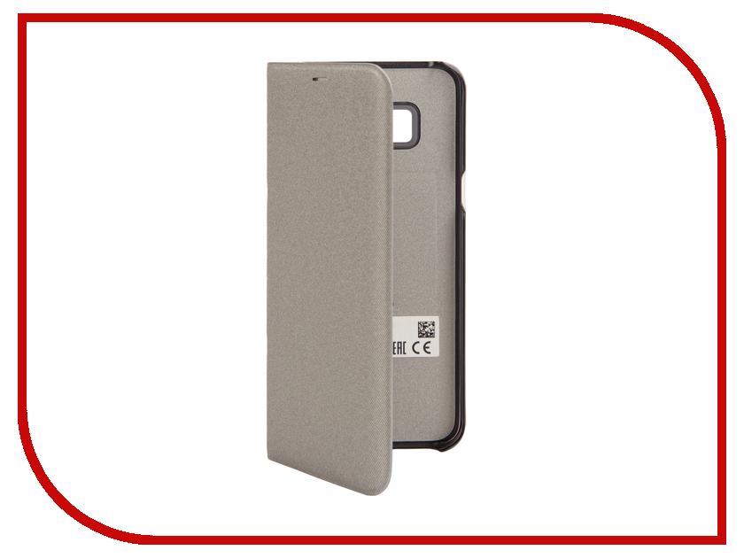 Аксессуар Чехол Samsung Galaxy S8 Plus LED View Cover Silver EF-NG955PSEGRU