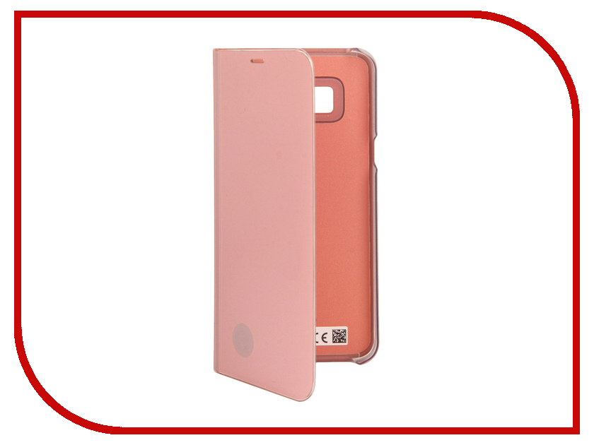 Аксессуар Чехол Samsung Galaxy S8 Plus Clear View Standing Cover Pink EF-ZG955CPEGRU