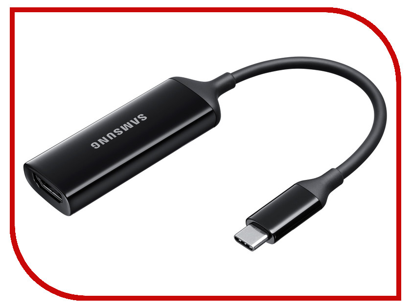 Аксессуар Samsung HDMI / USB Type-C Black EE-HG950DBRGRU