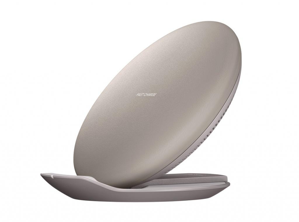 Зарядное устройство Samsung Wireless Charger Convertible Brown EP-PG950BDRGRU