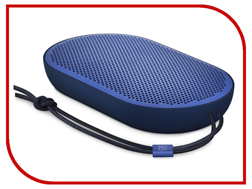 Колонка Bang & Olufsen BeoPlay P2 Royal Blue колонка bang & olufsen beoplay a2 active natural