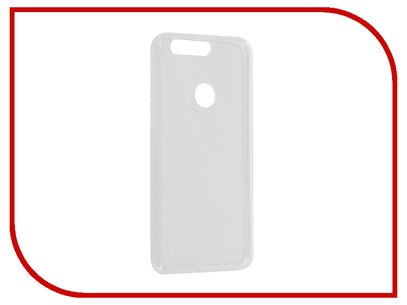 Аксессуар Чехол Huawei Honor 8 Svekla Silicone Transparent SV-HWH8-WH сотовый телефон huawei honor 8 pro black