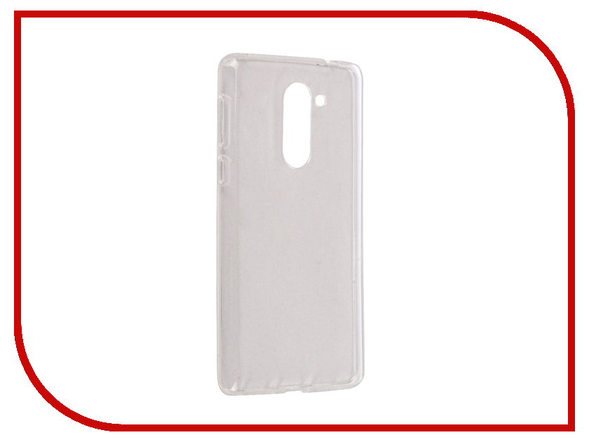 Аксессуар Чехол Huawei Honor 6X Svekla Silicone Transparent SV-HWH6X-WH смартфон huawei honor 6x 32 гб