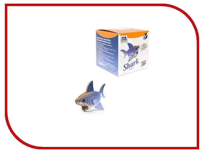 3D-пазл Bumbaram Акула km2002 глобус bumbaram 120mm k011200002