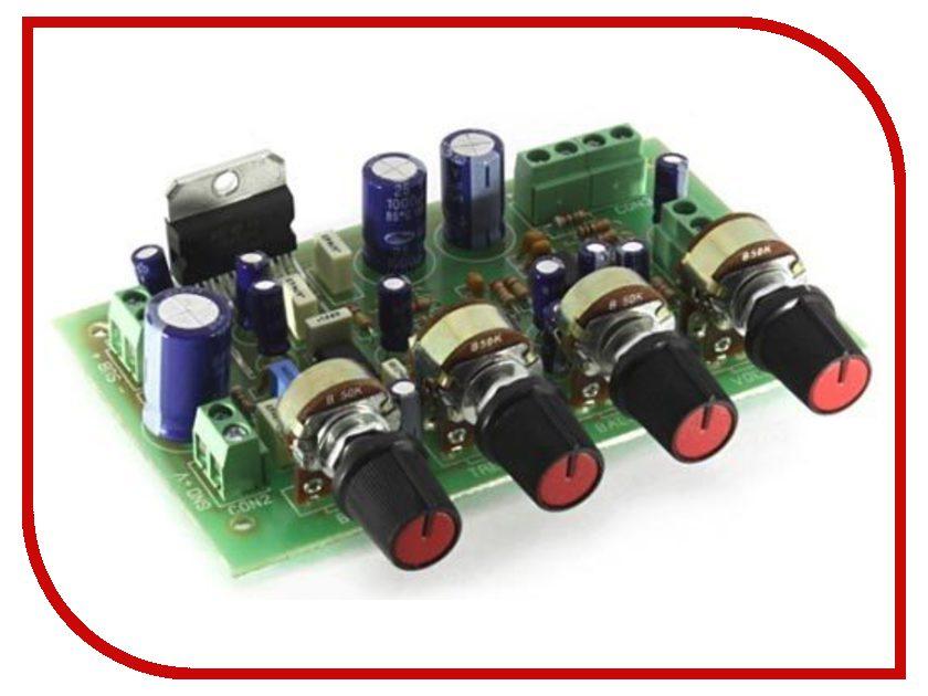 Конструктор Модуль Радио КИТ RS162M - стереофонический УНЧ TDA7377 2х15 Вт конструктор унч радио кит rs144 0 7 вт