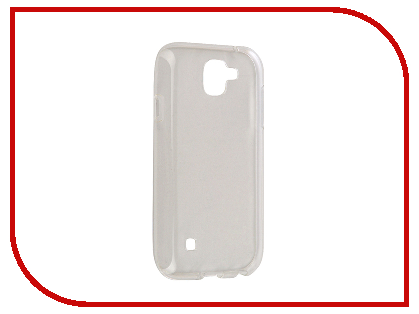 Аксессуар Чехол LG K3 2017 Svekla Silicone Transparent SV-LGK32017-WH