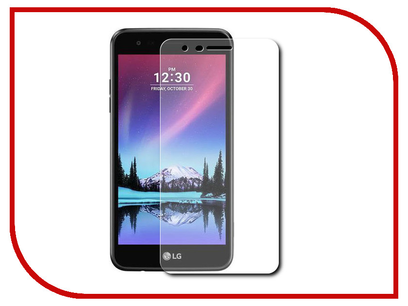 Аксессуар Защитное стекло LG K4 2017 M160 Svekla ZS-SVLGM160 аксессуар защитное стекло lg x venture m710ds svekla zs svlgm710ds