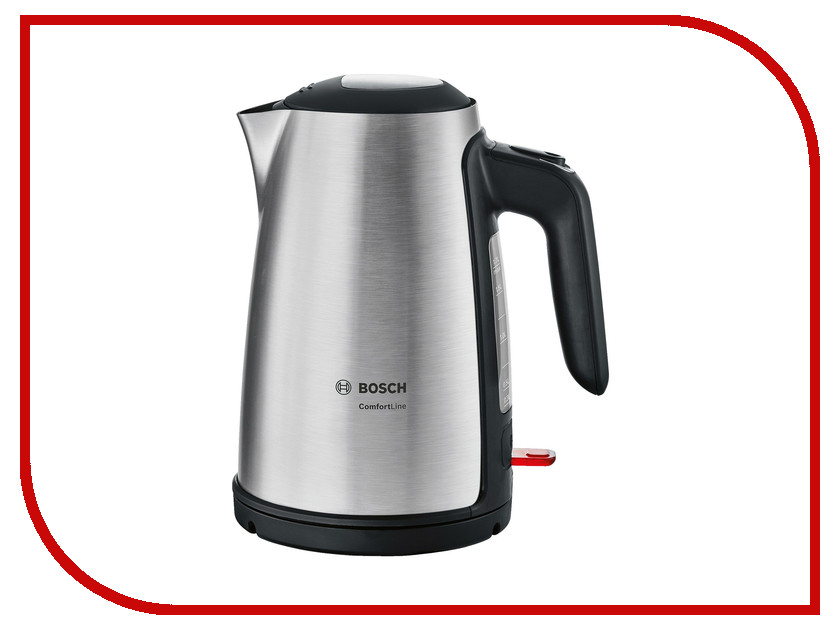Чайник Bosch TWK 6A813 чайник bosch twk 3a051