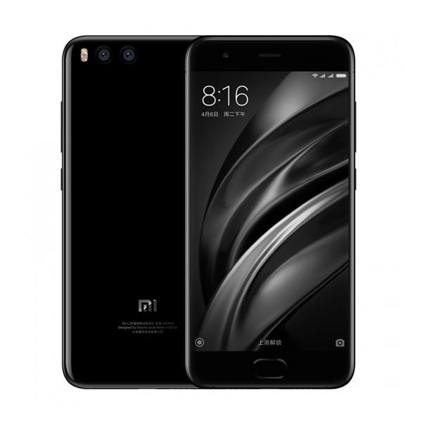 Сотовый телефон Xiaomi Mi6 64Gb Black