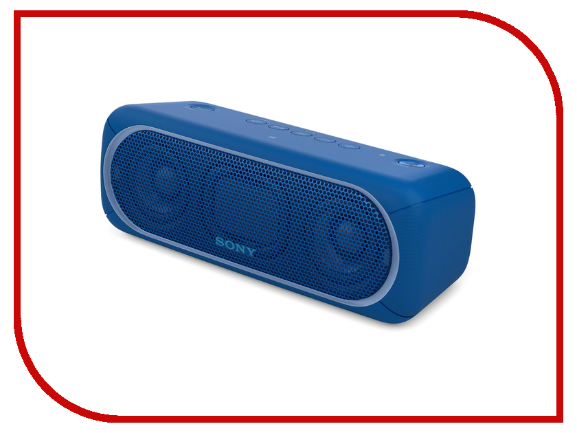 Колонка Sony SRS-XB30 Blue цена sony a850