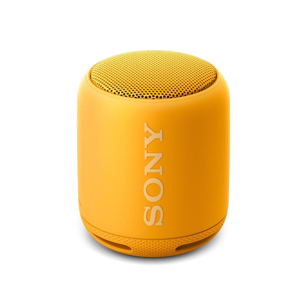 Колонка Sony SRS-XB10 Yellow портативная колонка sony srs xb10 black