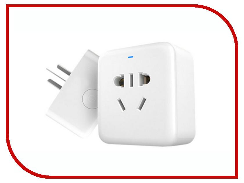 Розетка Xiaomi Mi Smart Power Plug baseus zinc alloy 10w max fast charging pad dual wireless charger with qc 3 0 power adapter eu plug for iphone galaxy huawei xiaomi lg htc and other smart phones black eu plug