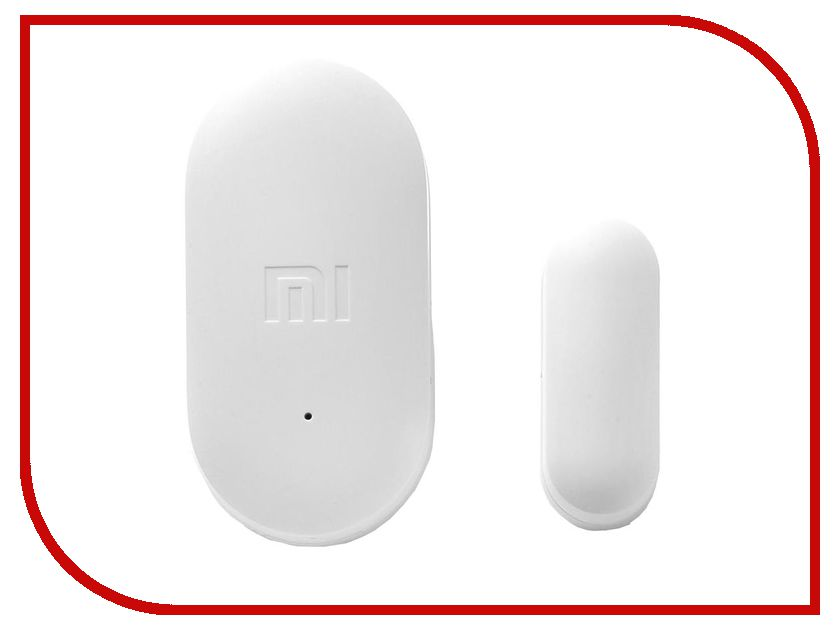 Датчик Xiaomi Mi Smart Home Door / Window Sensors 1 set high sensitive white door window contact magnetic reed sensor switch alarm normally opened with 4 screws