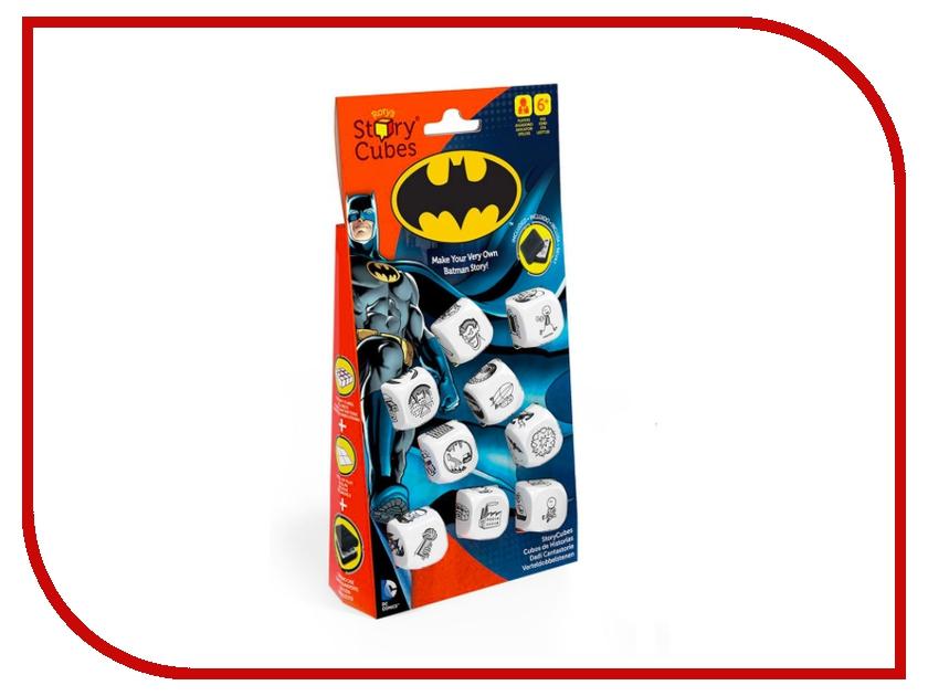 Настольная игра Rorys Story Cubes Бетмен RS-RSC104 настольные игры rorys story cubes кубики историй дополнительный набор космос