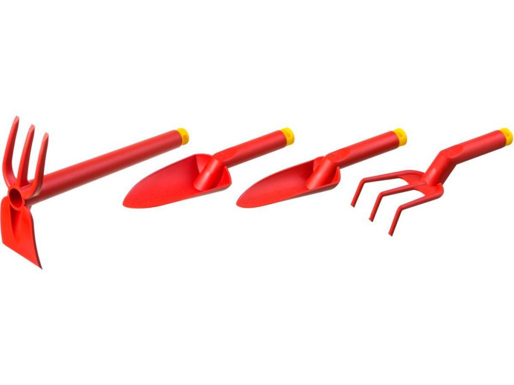 Садовый инструмент Набор Grinda 421360-H4 цена