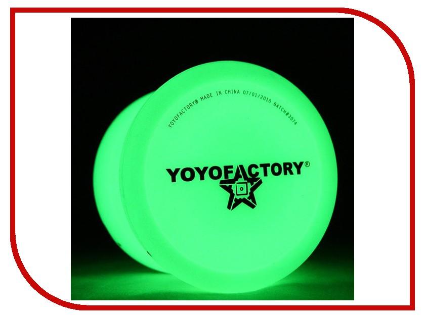 Йо-Йо YoYoFactory Die Nasty Glow