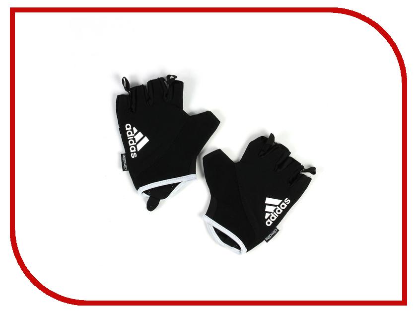 Перчатки Adidas ADGB-12322 размер M White от Pleer