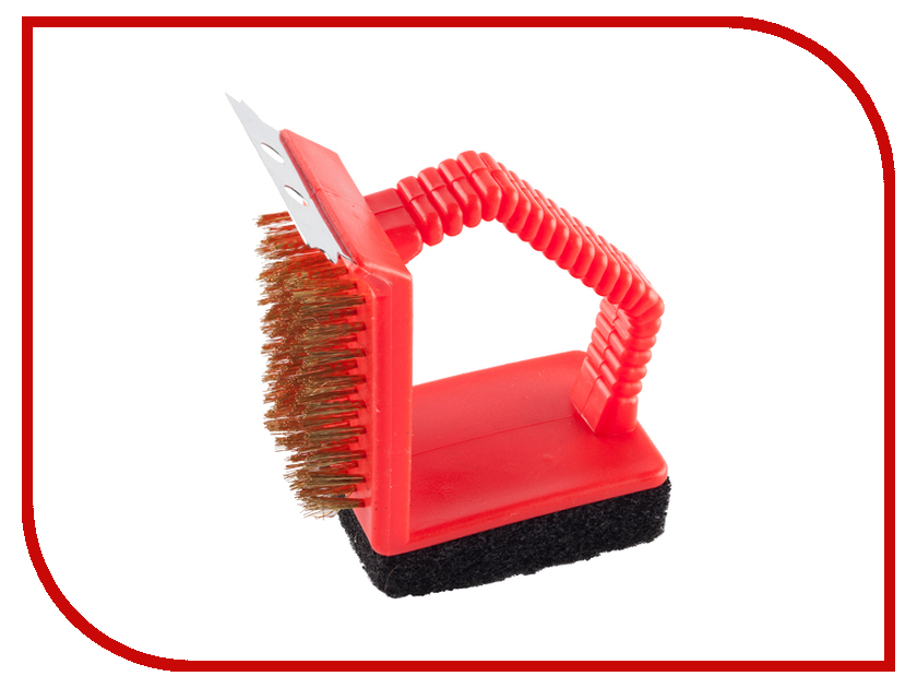 Щетка Grinda Barbecue 427770 щетка для чистки гриля grinda barbeque 427770