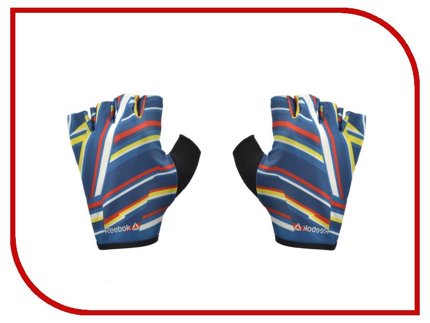 Перчатки для фитнеса Reebok RAGB-12332ST размер S reebok re160ewvsz80 reebok