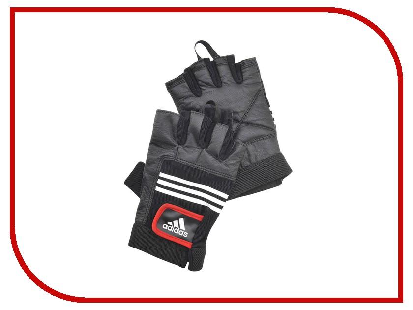 Перчатки Adidas ADGB-12124 размер S/M Leather Lifting Glove adidas adgb 12232
