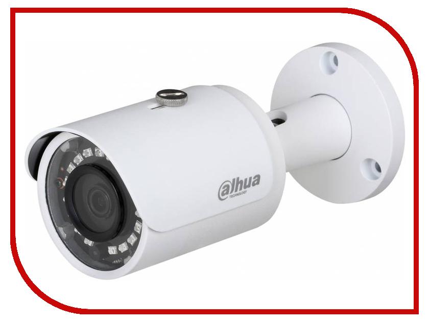 Фото - IP камера Dahua DH-IPC-HFW1020SP-0280B-S3 ip камера dahua dh ipc hdbw1120ep w 0280b
