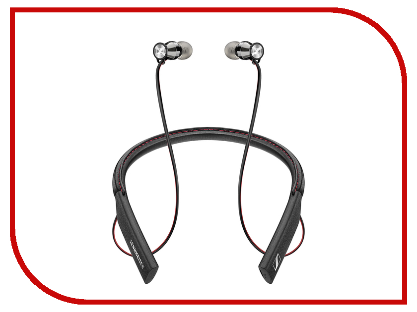 Sennheiser Momentum M2 IEBT In-Ear Wireless Black беспроводные наушники sennheiser momentum free m2 iebt sw black