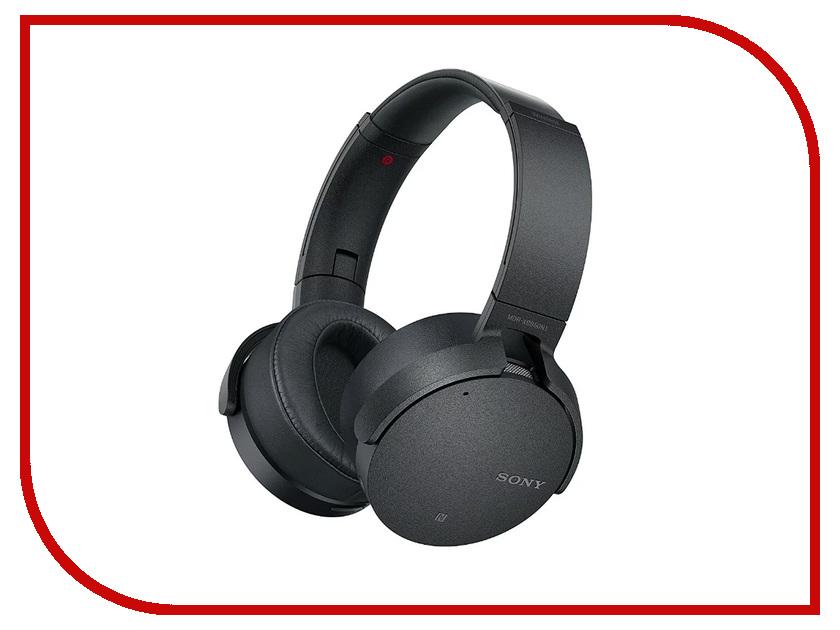 Sony MDR-XB950N1 Black наушники беспроводные с микрофоном sony mdr zx330bt black