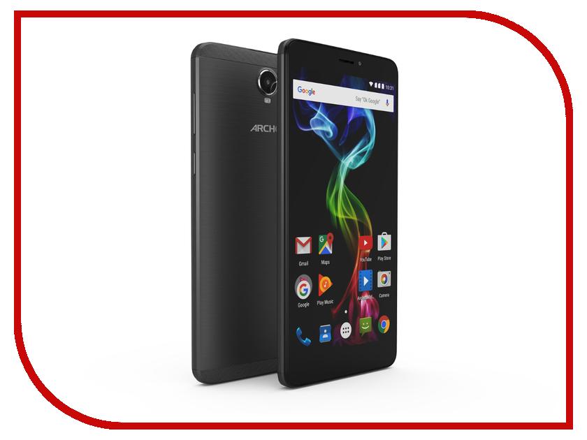 Сотовый телефон Archos 60 Platinum 8Gb сотовый телефон archos 55 cobalt plus dark grey