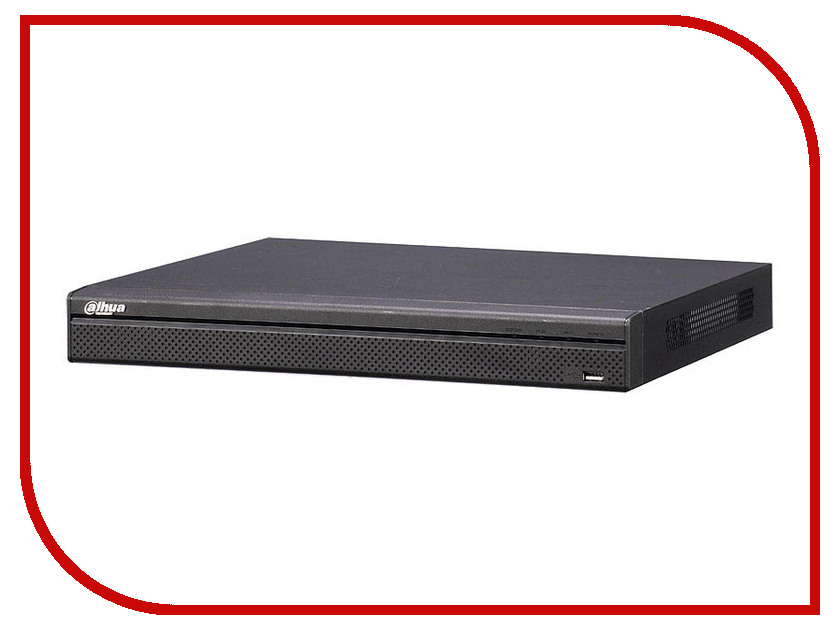 Видеорегистратор Dahua DHI-NVR5216-4KS2 видеорегистратор dahua dhi hcvr5216an s3