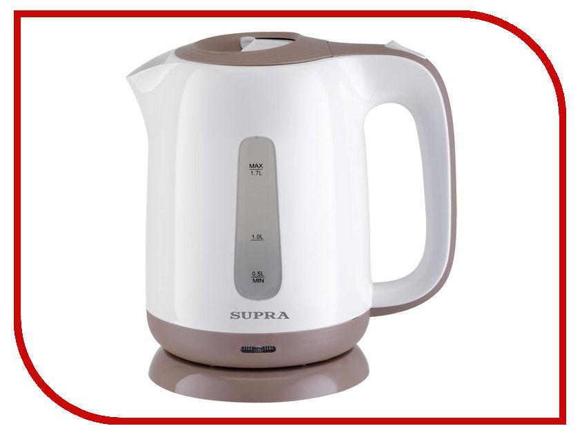 Чайник SUPRA KES-1724 White-Grey чайник supra kes 1721 white