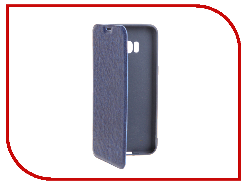 Аксессуар Чехол Samsung S8 Cojess Book Case A Blue с визитницей storyfun for starters student s book