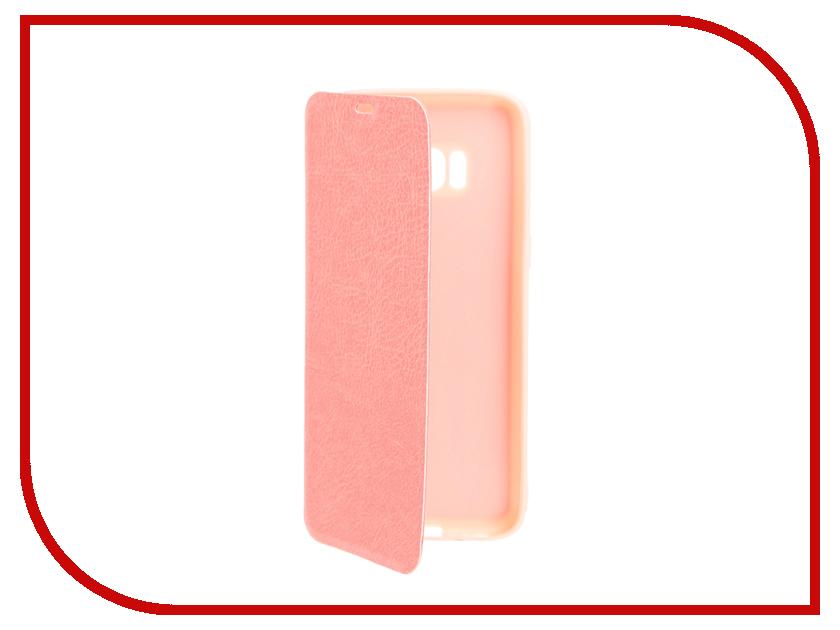 Аксессуар Чехол Samsung S8 Cojess Book Case A Pink с визитницей