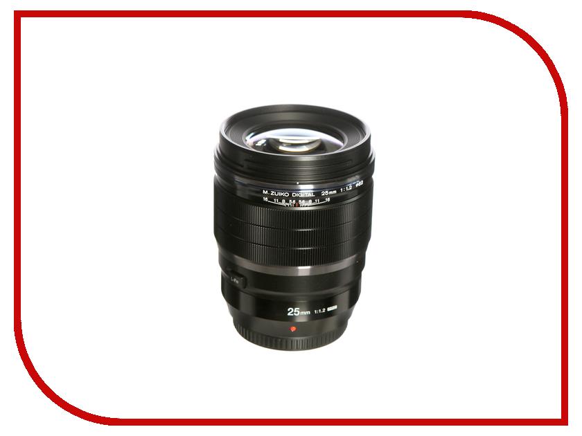 Объектив Olympus ED 25mm f/1.2 Pro цена