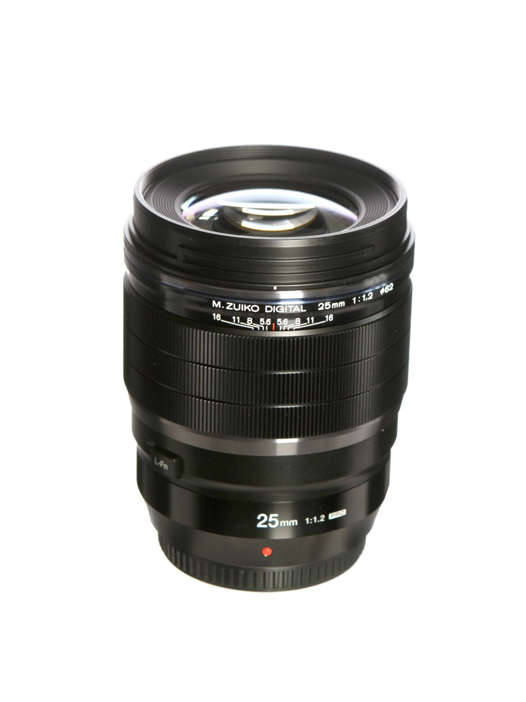 Объектив Olympus ED 25mm f/1.2 Pro