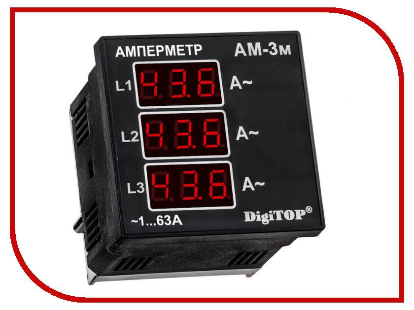Амперметр Digitop AM-3M