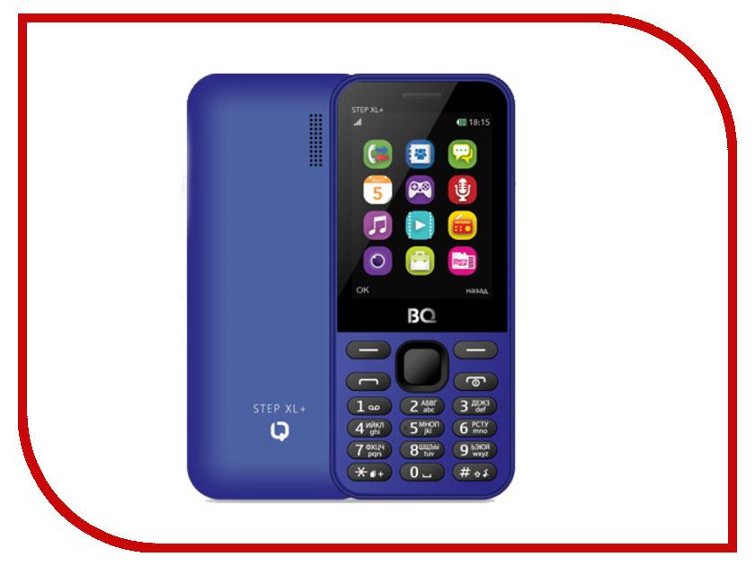 Сотовый телефон BQ 2831 Step XL+ Dark Blue