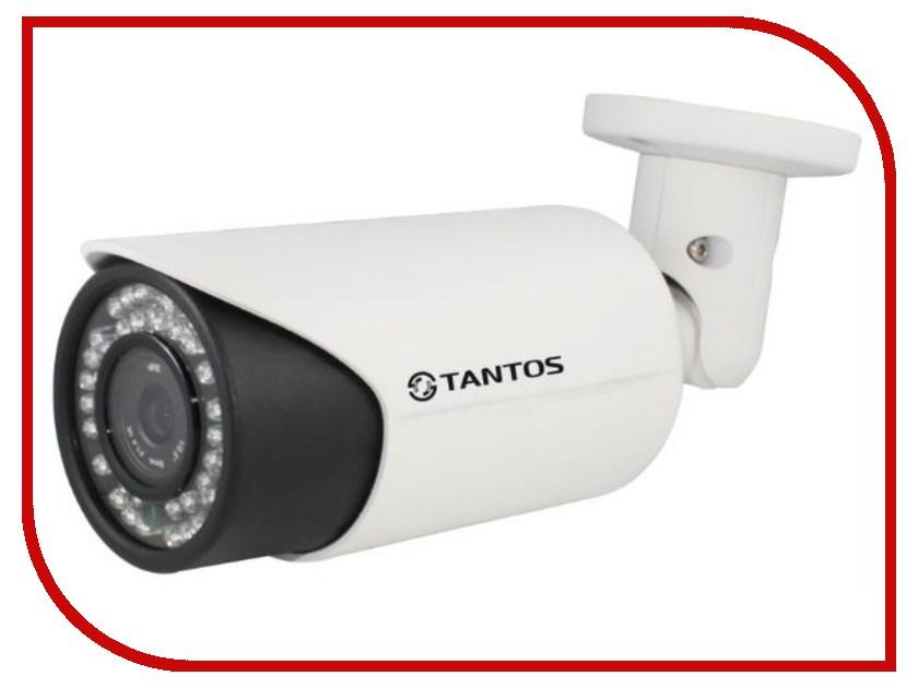 IP камера Tantos TSi-Pe2VP 2.8-12mm tantos tango black монитор видеодомофона