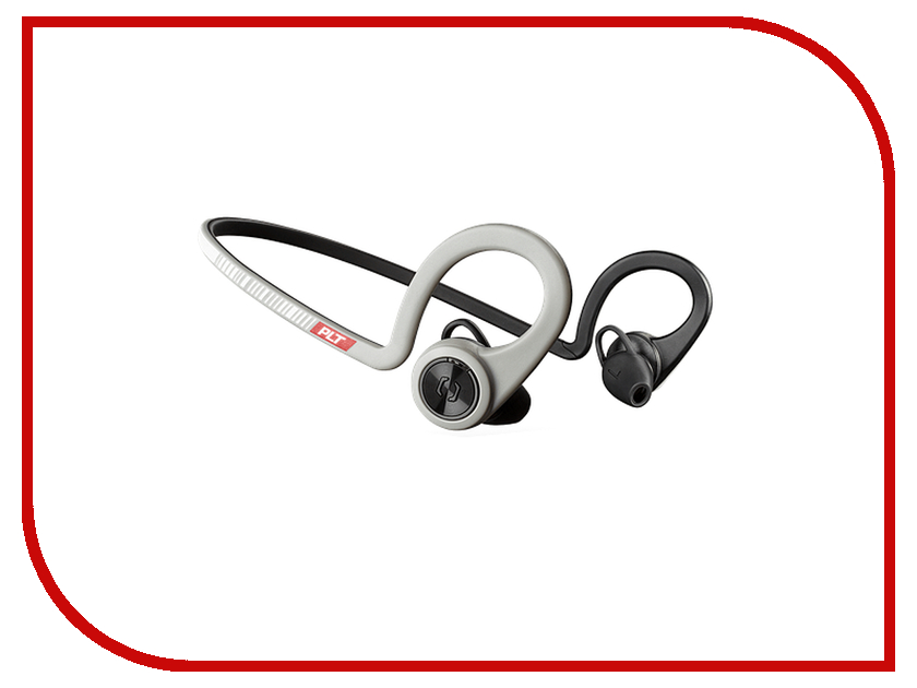 Plantronics BackBeat Fit Grey-Black 206002-05 plantronics backbeat pro 2 207110 05