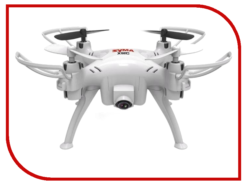 Квадрокоптер Syma X52C White syma