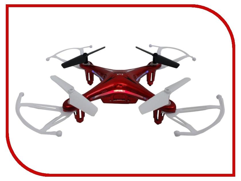 Квадрокоптер Syma X13 Red