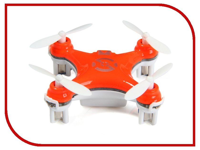 Квадрокоптер CXHobby CX-10 Orange