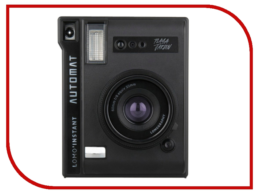 Фотоаппарат Lomography LomoInstant Automat Black LI150B