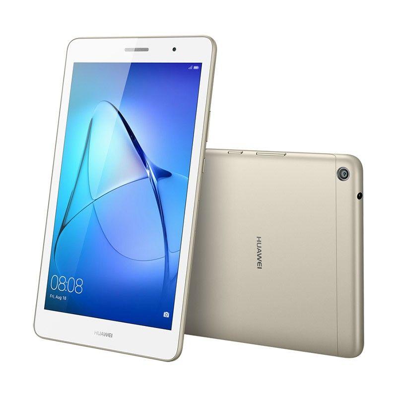 Планшет Huawei MediaPad T3 8 LTE 16Gb KOB-L09 Gold 53018494 (Qualcomm Snapdragon MSM8917 1.4 GHz/2048Mb/16Gb/LTE/3G/Wi-Fi/Cam/8.0/1280x800/Android) huawei mediapad t3 lte 10 16gb [ags l09] gold huawei