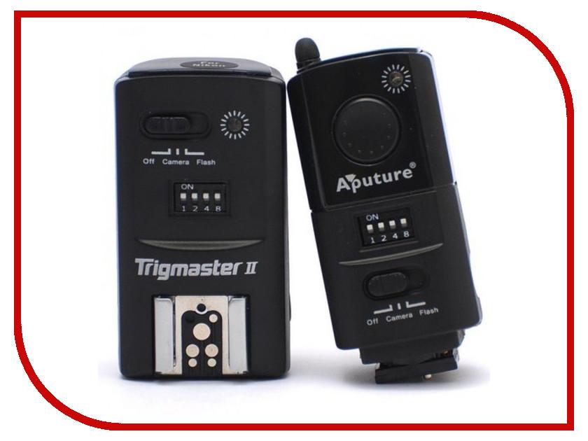 Aputure Trigmaster MXII-N Set 2.4G for Nikon - радиосинхронизатор