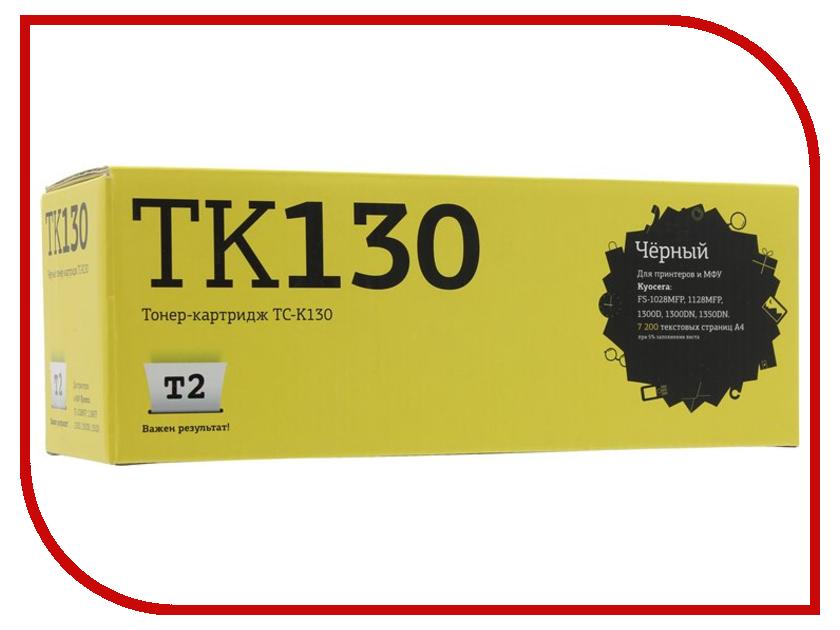 Картридж T2 TC-K130 для Kyocera FS-1028MFP/1128MFP/FS1300D/1350DN с чипом картридж t2 tc s203e для samsung proxpress m3820d m3820nd m4020nd m3870fd m3870fw m4070fr с чипом