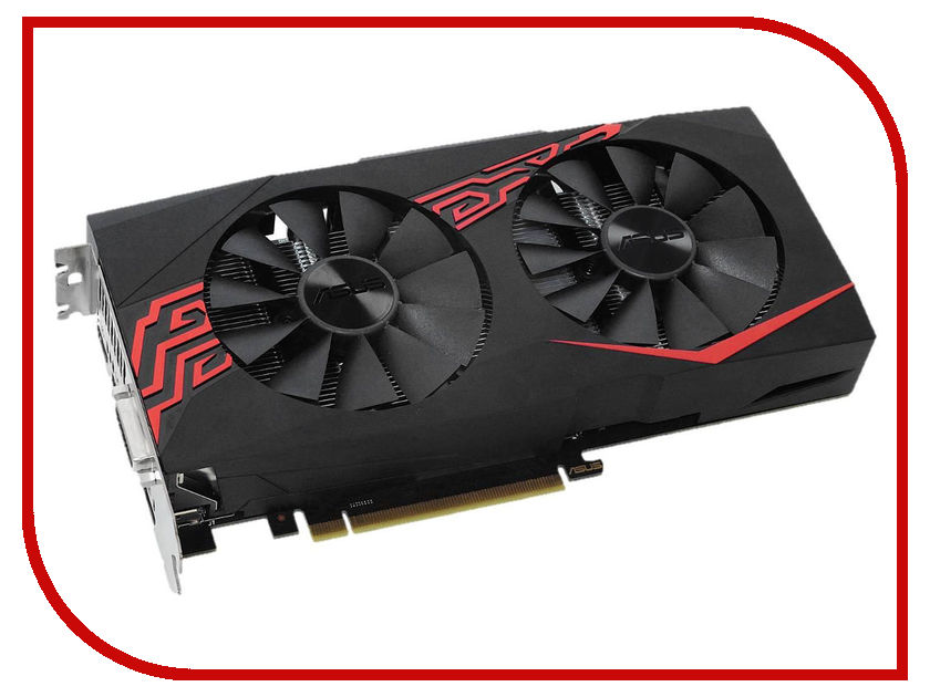 Видеокарта Видеокарта ASUS GeForce GTX 1070 1582Mhz PCI-E 3.0 8192Mb 8008Mhz 256 bit DVI 2xHDMI HDCP Expedition OC видеокарта 6144mb msi geforce gtx 1060 gaming x 6g pci e 192bit gddr5 dvi hdmi dp hdcp retail