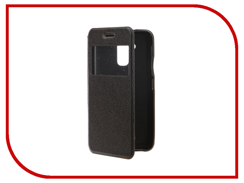 Аксессуар Чехол ASUSZenFone 3 Max ZC520TL Gecko Book Black G-BOOK-AS-ZC520TL-BL аксессуар чехол asus zenfone 3 max zc520tl brosco black as zf3m softtouch black